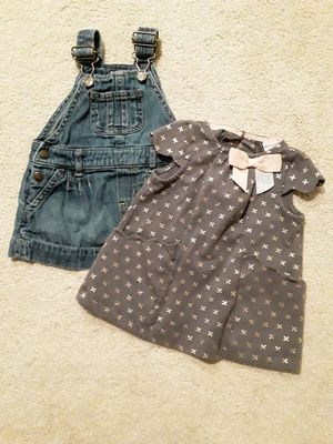 Baby girl dresses 3 - 6 months for Sale in Hemet, CA