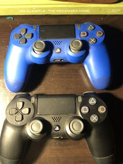 Two PlayStation 4 Controllers for Sale in St. Louis,  MO