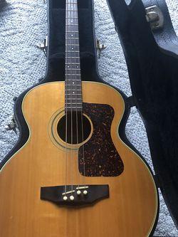 Vintage Guild B30-nt Acoustic Bass Guitar for Sale in Bellevue,  WA