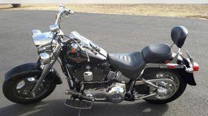2001 Harley Davidson Fatboy. for Sale in Manassas Park, VA