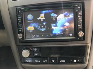 Car Audio&Vidio Navigation System ~size 6.2 BT&DVD& Remote control(Brand New) for Sale in Medford, MA