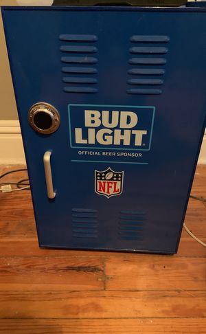 Bud light locker mini fridge for Sale in St. Louis, MO