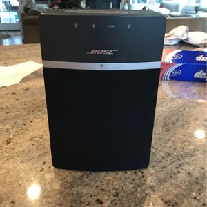 Sound touch 10 Bose (NO REMOTE) for Sale in Bethesda, MD