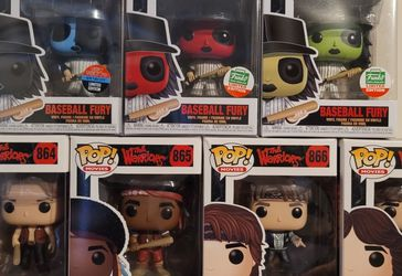 Funko Pop The Warriors Complete Set for Sale in Fresno,  CA