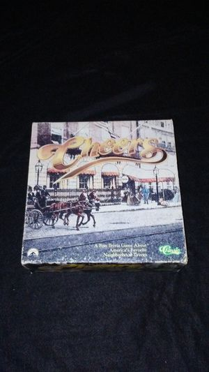 Cheers the TV show board game for Sale in Cleveland, OH
