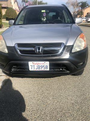 Honda CRV 2002 for Sale in Upland, CA