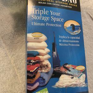 Orginal space Bag Vacuum-seal Storage Packs for Sale in Sylmar, CA