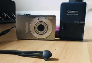 Canon PowerShot SD750 7.1MP Digital Elph Camera with 3x Optical Zoom for Sale in Sandy Springs, GA