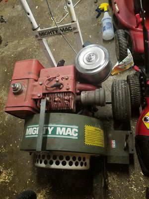 Mighty Mac yard Vacuum for Sale in Columbus, OH
