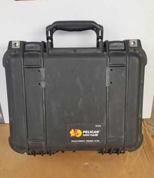 Pelican Case With Foam, 1400 model - Please Read DESCRIPTION For DETAILS, Firm PRICE for Sale in Garden Grove, CA