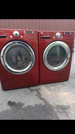 Washing machine & dryer for Sale in Union, NJ