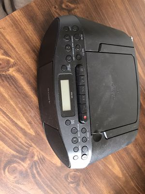 Sony MP3/ CD / Cassette Player for Sale in Manassas, VA