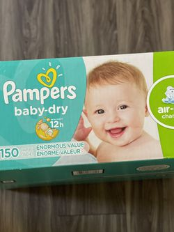 Pampers Size 4 150 Count Diapers for Sale in South Pasadena,  CA