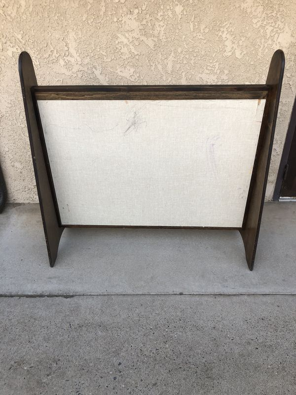 Kid School Tables and Pin Board