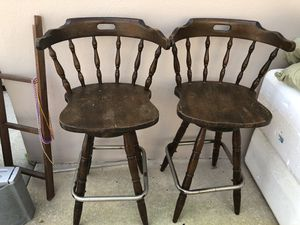 Wooden Bar Stools for Sale in Orlando, FL