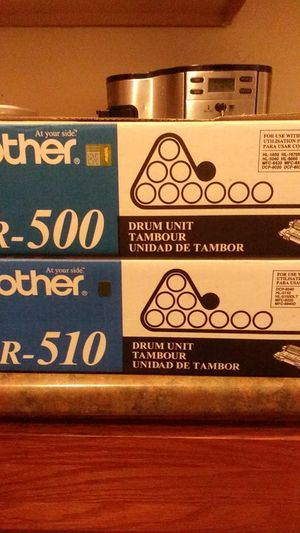 Brother 500 and 510 drum unit for Sale in St. Louis, MO