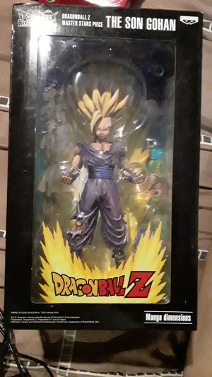 The Son Gohan Dragonball z Master Star Piece. for Sale in San Antonio, TX