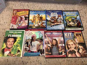 8 children's movies for Sale in Gilbert, AZ