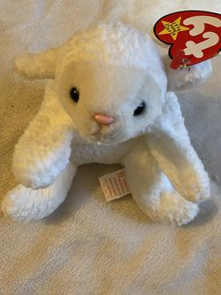 TY Beanie Baby Lamb Fleece for Sale in Morgan Hill,  CA