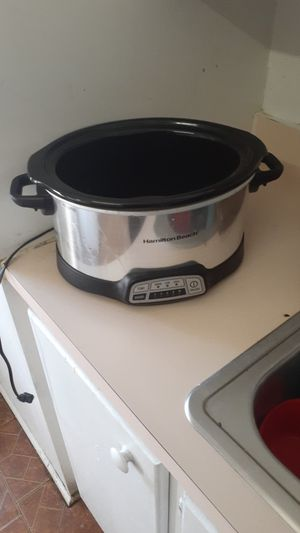 Hamilton Beach crock pot for Sale in Lynchburg, VA