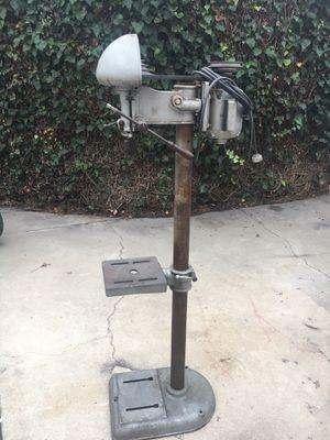 Delta Floor Standing Drill Press Model DP220 for Sale in Redondo Beach, CA