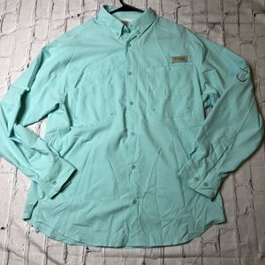 Columbia Men's Fishing Shirt Size M for Sale in Long Beach, CA