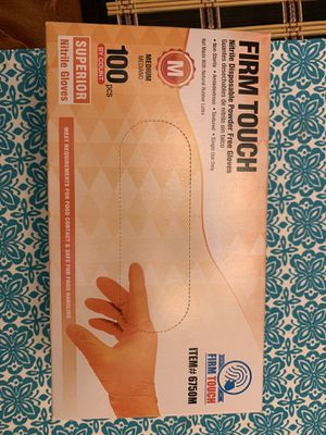 Nitrile and Latex Gloves for Sale in Montclair, CA