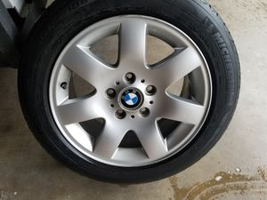 BMW 325i rims and tires for Sale in Whittier, CA