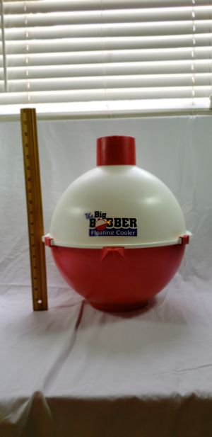 The Big Bobber Floating Cooler for Sale in Greensboro, NC