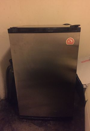 "Igloo Mini Fridge and small freezer "" Stainless Steel"" for Sale in West Jordan, UT"