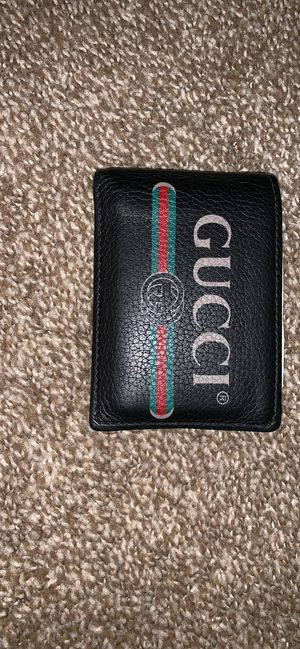 Real Gucci wallet! for Sale in Lakeland, FL