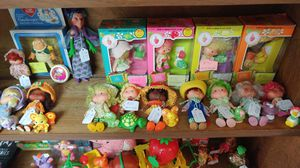 Strawberry Shortcake, Jem, Monster High, Sailor Moon for Sale in Allentown, NJ
