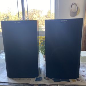 Sony SS-D170 3 Way Speakers for Sale in Los Angeles, CA