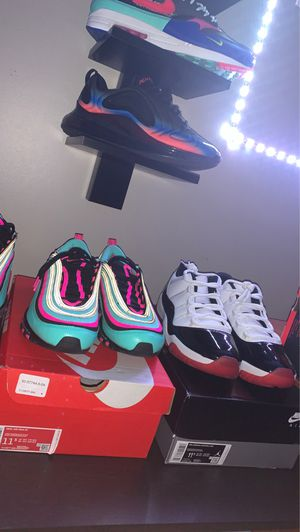 Jordan 11 concord-low and south beach air max 97 size 11.5 ‼️BUNDLE‼️ for Sale in Macomb, MI