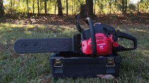 "Craftsman S180 18"" Chainsaw for Sale in Morton, MS"