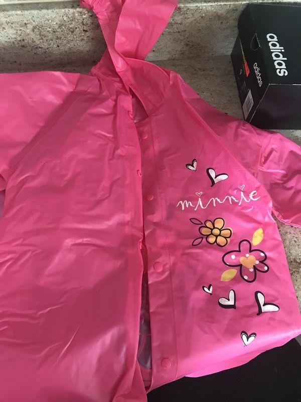 Rain coats girls 3-5
