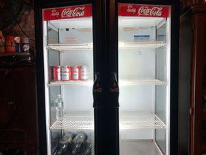 Coca-cola refrigerator for Sale in Brooklyn, NY