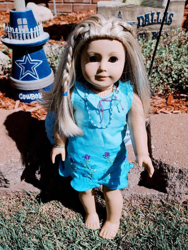 American girl Kailey