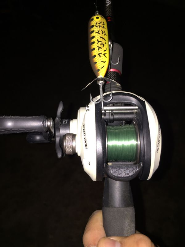 Fishing reel ( only the reel )