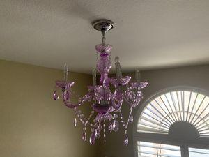 Purple Chandelier for Sale in Henderson, NV