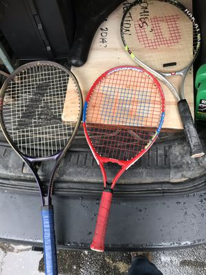 Children's tennis rackets for Sale in Queens, NY