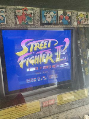 Arcade STREET FIGHTER 2 for Sale in Falls Church, VA