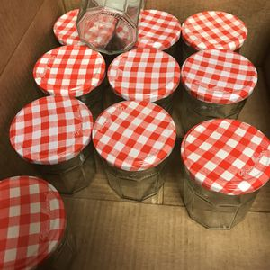 12 Jelly Jars. 13 0z for Sale in Garland, TX