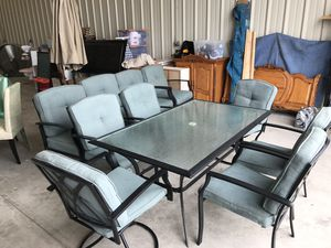 Outdoor Furniture Set for Sale in Austin, TX