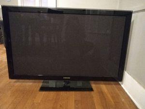 50 in Plasma Screen Samsung TV for Sale in Detroit, MI