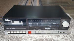 Curtis Mathis KW-480 Stereo Cassett Receiver 1980's for Sale in Atlanta, GA