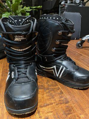 Vans Hi Standard Women's Snowboard Boots, Size 9.5 for Sale in San Francisco, CA