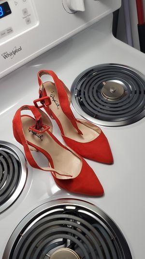 Shoe heels Qupid heels size Size 8 for Sale in Murfreesboro, TN