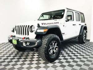 2019 Jeep Wrangler Unlimited for Sale in Tacoma, WA
