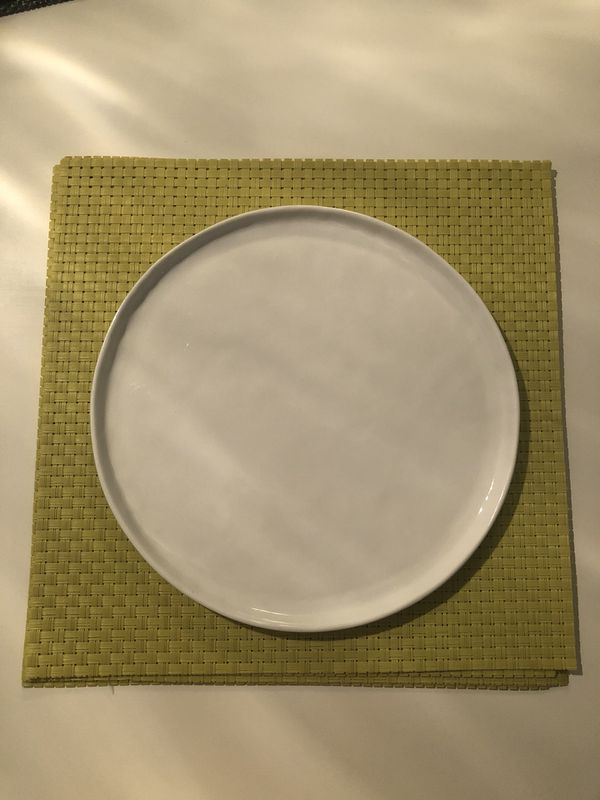 Place mat from CB2 for dining or kitchen